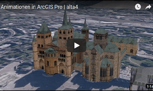 alta4 AG - ArcGIS Pro / ArcGIS Desktop